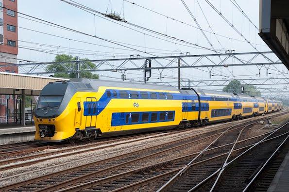 Weeze trein
